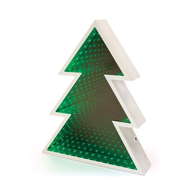 Infinity Light - Christmas Tree 30cm