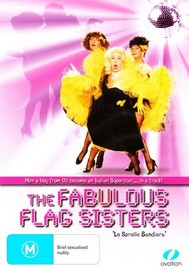 The Fabulous Flag Sisters on DVD