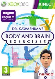 Dr. Kawashima's Body and Brain Exercises for Xbox 360