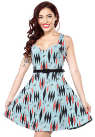 Sourpuss Twinkletoes Dress (Medium)