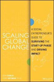 Scaling Global Change by Erin Ganju