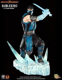 Mortal Kombat: Sub Zero - 1:4 Scale Statue