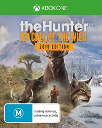 theHunter: Call of the Wild 2019 Edition for Xbox One