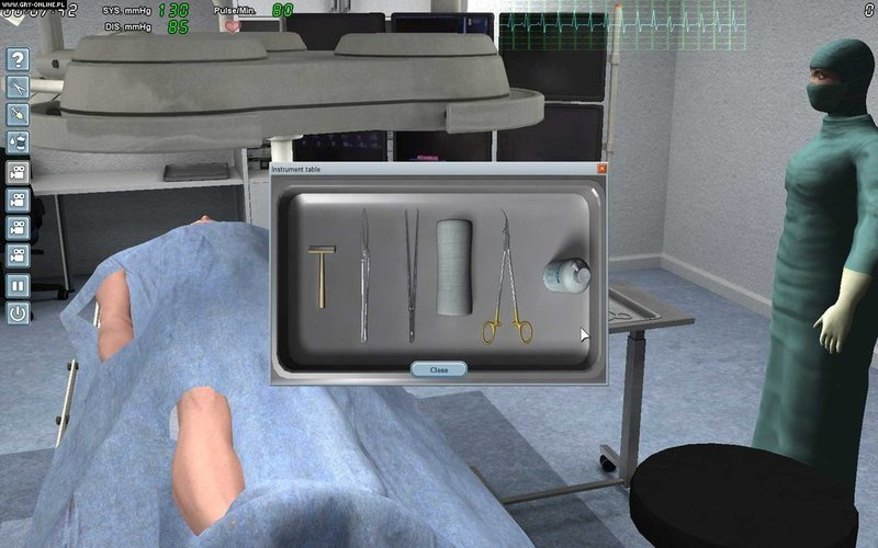 Surgery Simulator for PC Games image