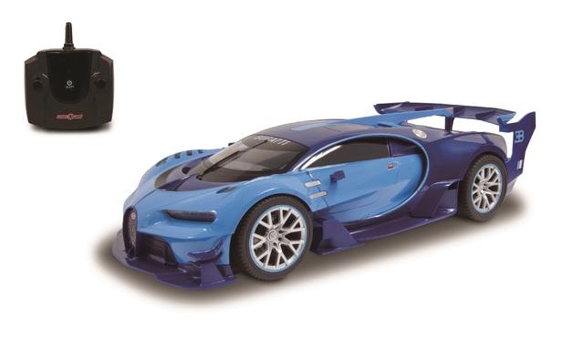 Gearmaz: 1:12 Scale RC Car - Bugatti Vision GT (Rechargeable)