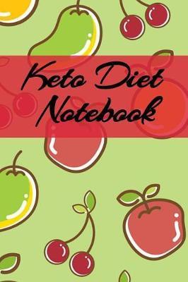 Keto Diet Notebook by Juliana Baldec image