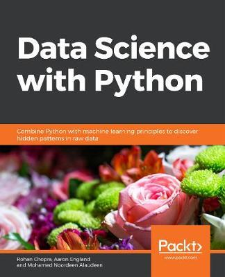 Data Science with Python by Rohan Chopra