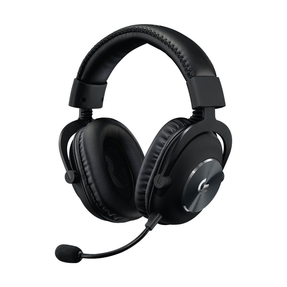 Logitech G PRO X Gaming Headset (Wired) for PC image