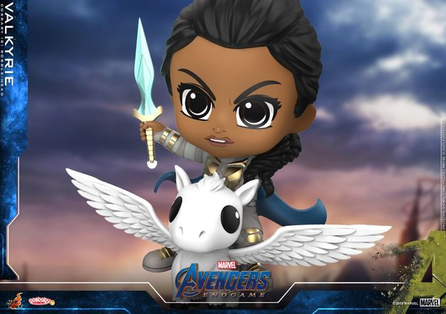 Avengers: Endgame - Valkyrie Cosbaby Figure