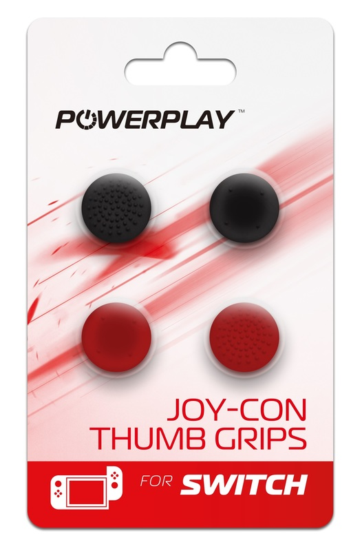PowerPlay Analog Thumb Grips for Switch for Switch