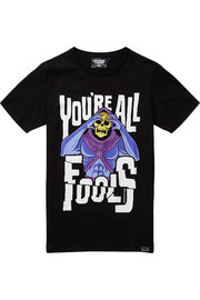 Killstar: Fools T-Shirt - XXL / Black