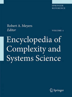 Encyclopedia of Complexity and Systems Science image