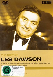 The Best of Les Dawson on DVD image