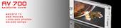 Archos AV700 100GB Portable Media Player Video Photo Audio TV Centric - AV recorder image