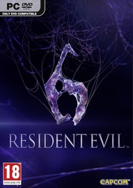 Resident Evil 6 for PC Games