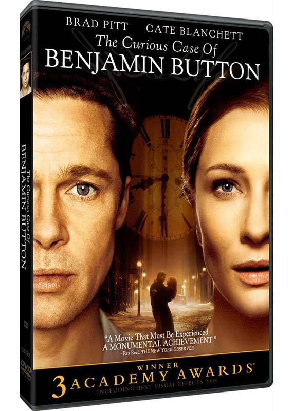 The Curious Case of Benjamin Button - Special Edition (2 Disc Set) on DVD