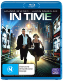 In Time on Blu-ray