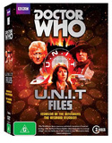 Doctor Who - U.N.I.T Files Box Set DVD
