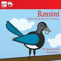 William Tell and other Rossini Overtures by Gioachino Rossini