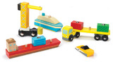 Le Toy Van: Dock and Harbour Play Set