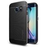 Spigen Galaxy S6 Edge Neo Hybrid Case Gunmetal