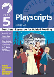 Year 5 Playscripts by Karina Law image