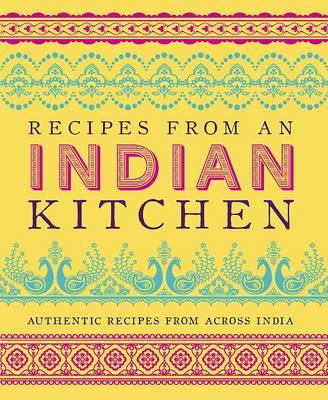 Recipes from an Indian Kitchen image