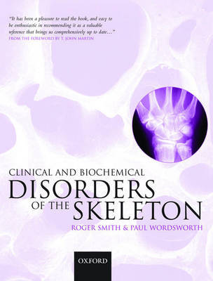 Clinical and Biochemical Disorders of the Skeleton by Roger Smith image