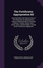 The Fortification Appropriation Bill image