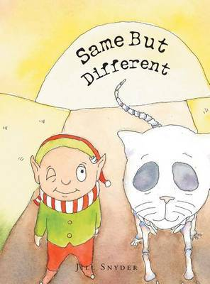 Same But Different by Jill Snyder image