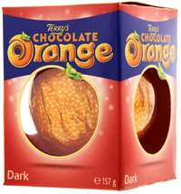 Terry's Chocolate Orange Dark (157g)