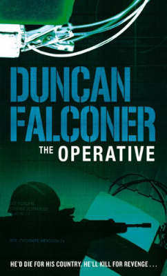 The Operative by Duncan Falconer image