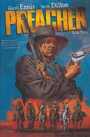 Preacher Book Three by Garth Ennis
