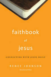 Faithbook of Jesus by Renee Johnson Fisher image