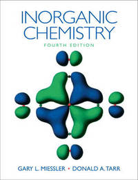 Inorganic Chemistry by Gary L. Miessler image