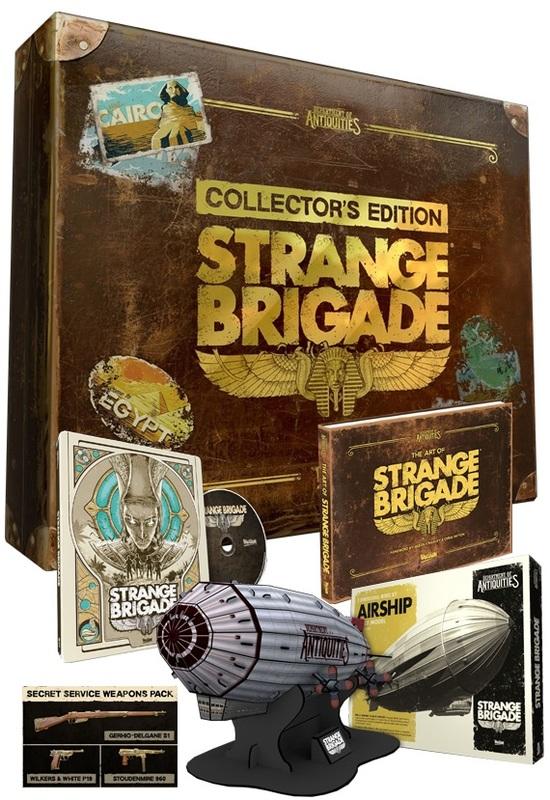 Strange Brigade Collector's Edition for Xbox One