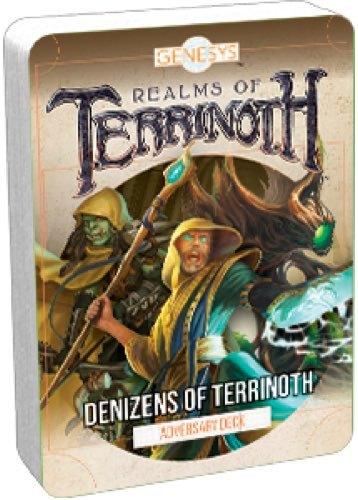 Genesys: Deizens of Terrinoth