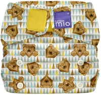 Bambino Mio: Miosolo All-in-One Nappy - Grizzly