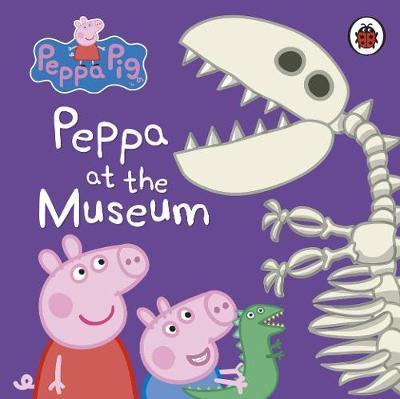 Peppa Pig: Peppa at the Museum by Peppa Pig image