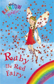 Ruby the Red Fairy by Daisy Meadows image