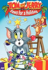 Tom and Jerry - Paws for a Holiday on DVD