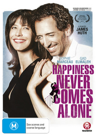 Happiness Never Comes Alone on DVD