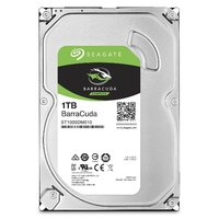 1TB Seagate BarraCuda SATA 6Gb/s 64MB Cache 3.5-Inch Internal Hard Drive