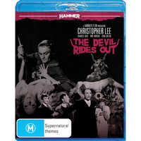 Hammer Horror: The Devil Rides Out (Blu-ray) on Blu-ray
