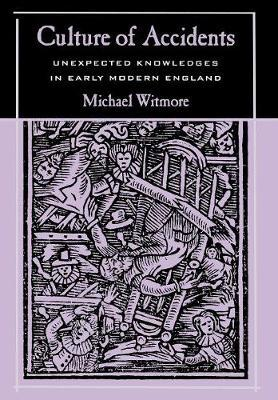Culture of Accidents by Michael Witmore