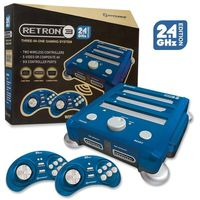 Hyperkin Retron 3 Gaming Console - Bravo Blue for