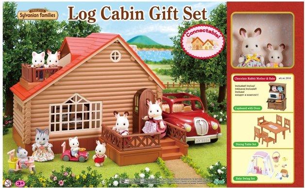 Sylvanian Families: Log Cabin Gift Set