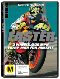 Faster - Bruised Edition on DVD image