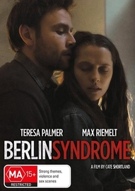 Berlin Syndrome on DVD image