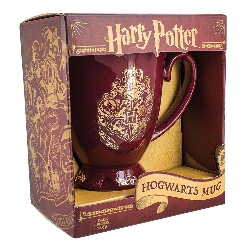 Harry Potter: Hogwarts Crest Mug image